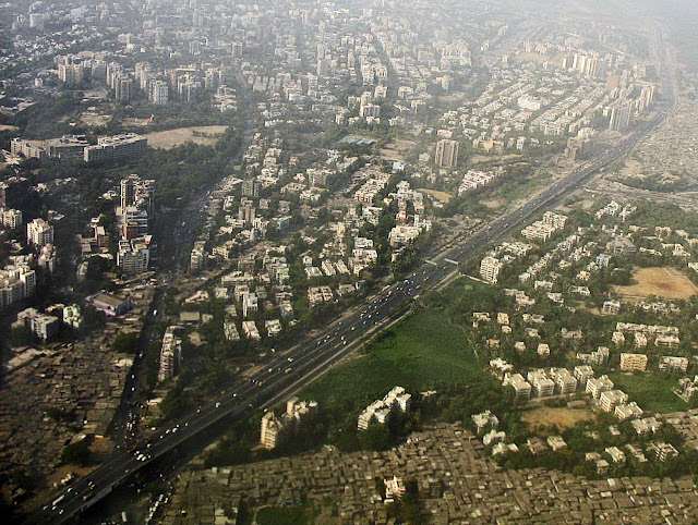 western express highway view