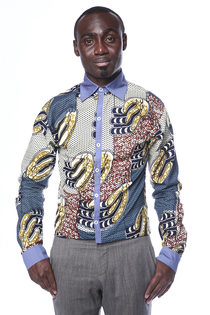 Ohene from Ghana [men's fashion]