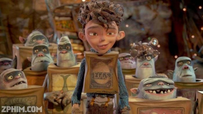 Ảnh trong phim Thế Giới Hộp - The Boxtrolls 3
