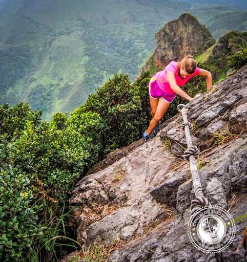 Taiwan Road Trip! Climbing Teapot Mountain