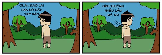 thơ vui chế cây tre trăm đốt