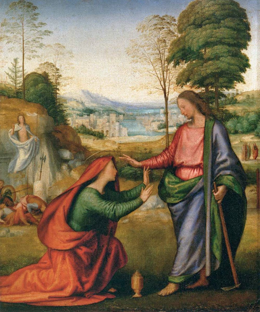 Fra Bartolomeo - Noli Me Tangere