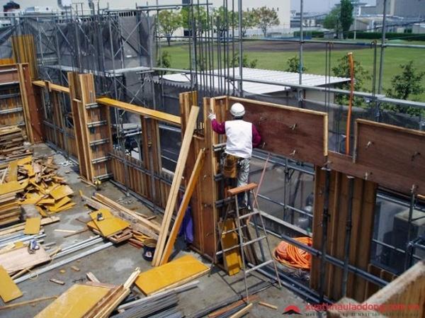 Đơn hàng xây dựng cốp pha cần 6 nam làm việc tại Saitama Nhật Bản tháng 12/2017
