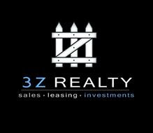 3Z Realty Sales Leasing Investments Logo