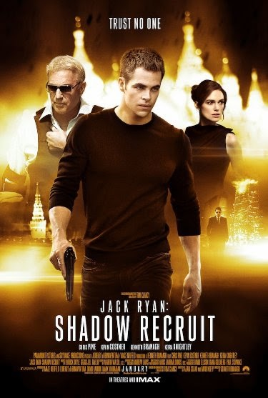 Poster Of English Movie Jack Ryan: Shadow Recruit (2014) Free Download Full New Hollywood Movie Watch Online At Alldownloads4u.Com
