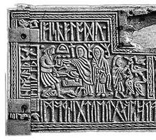 Anglo Saxon Runes The Futhorc Image