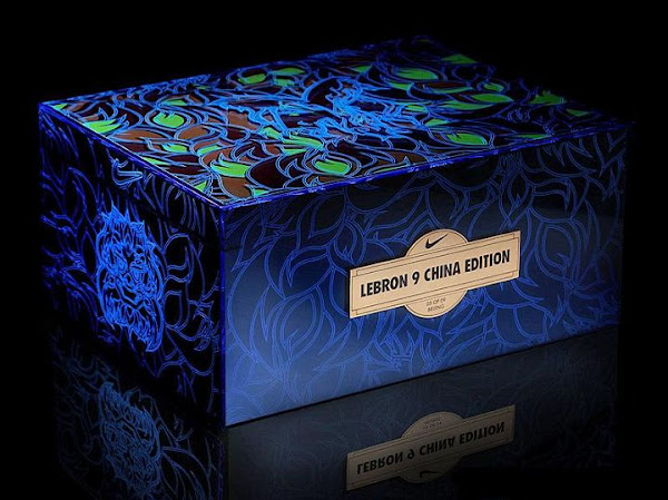 LEBRON 9 8220China8221 Special Packaging That Makes You Want Them More