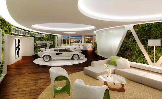 # 陶朱隱園:世界級的超級豪宅就在台灣!! 8