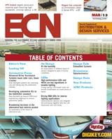 ECN Magazine March 2013 Cover