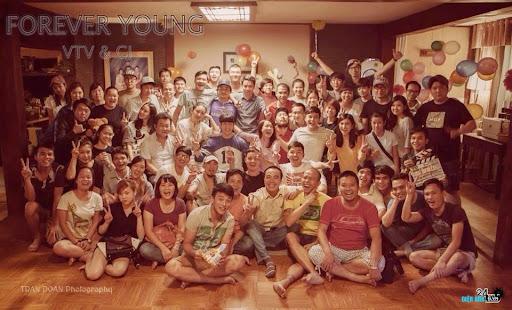 """Hậu trường phim """"Tuổi thanh xuân"""" giữa VTV và CJ E&M"""