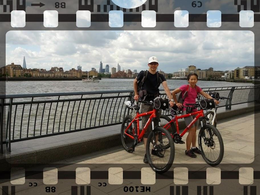 Les auteurs des e-guide de balade à vélo de veloiledefrance.com