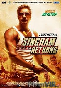 Chàng Cảnh Sát 2 - Singham 2 poster