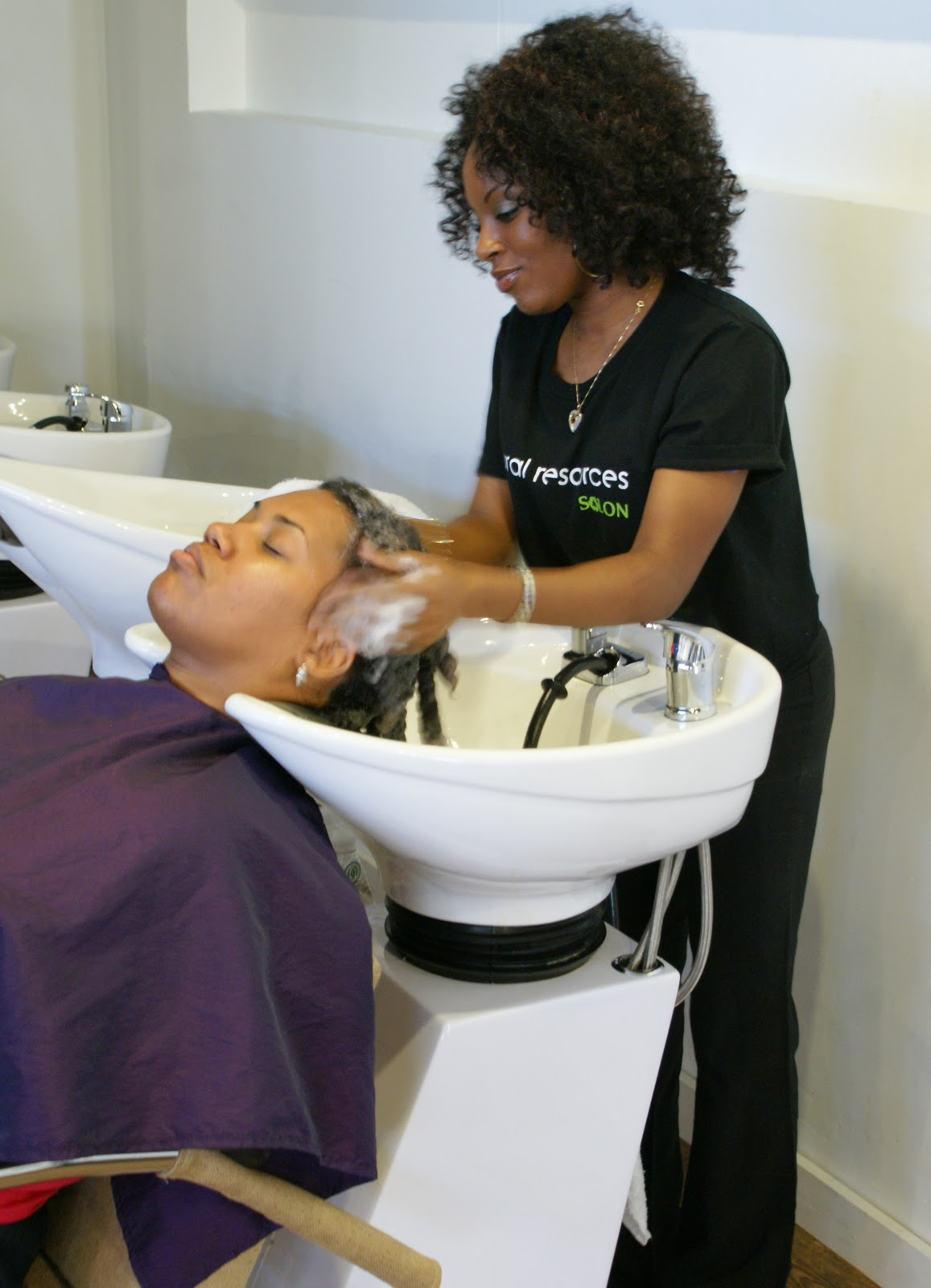 What Natural Resources Are Used In A Hair Salon
