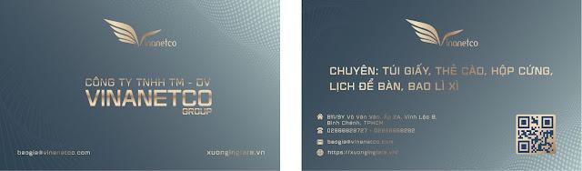Template name card - Code : namecard104