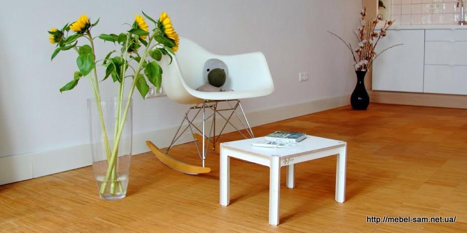 Журнальный столик в интерьере