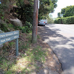 Sign on Vaucluse Rd (254885)