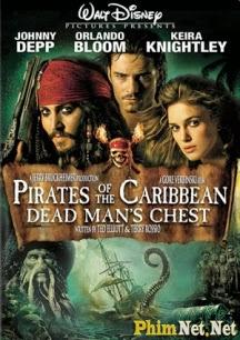 Phim Cướp Biển Caribê 2 - Kho Báu Của Người Chết - Pirates Of The Caribbean 2: Dead Man's Chest - Wallpaper