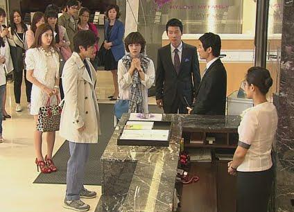 Choi Si Won, Chae Rim, Lee Hyun Woo, Park Han Byul