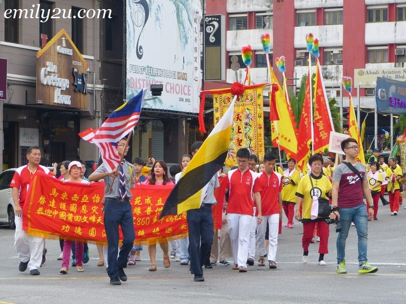 860-Year Goddess Mazu Grand Procession in Ipoh