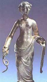 Goddess Sirona Image