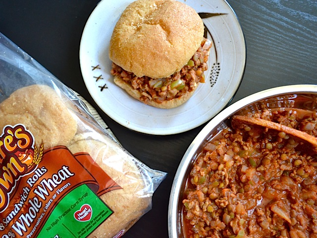 serve sloppy joes plus