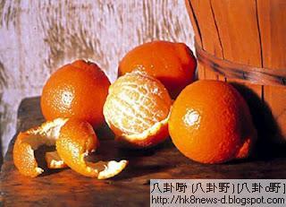 橘子絲可以吃