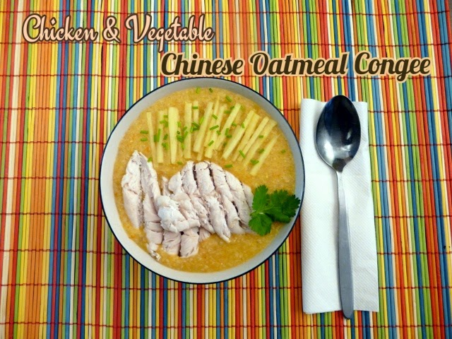 Its just food so try it healthy recipe chicken vegetable chicken chinese oatmeal congee recipe easy recipe healthy recipe poutry forumfinder Images