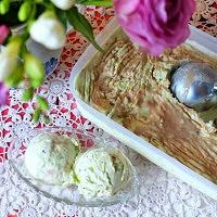 lody z kiwi i melisą cytrynową