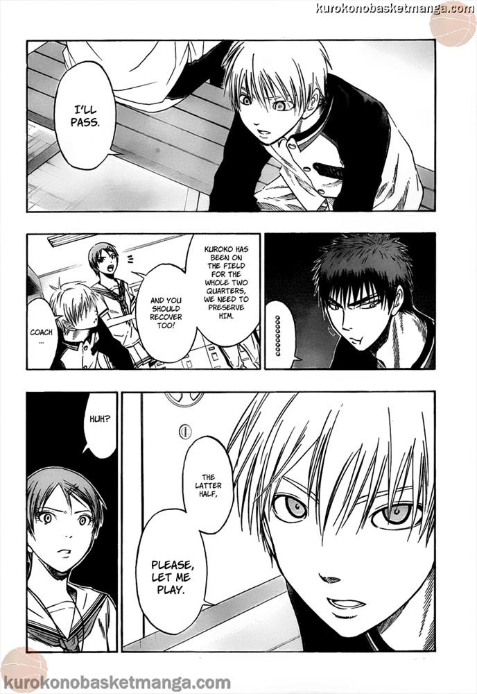 Kuroko no Basket Manga Chapter 48 - Image 06