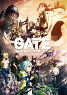 Ver online descargar Gate Sub Español