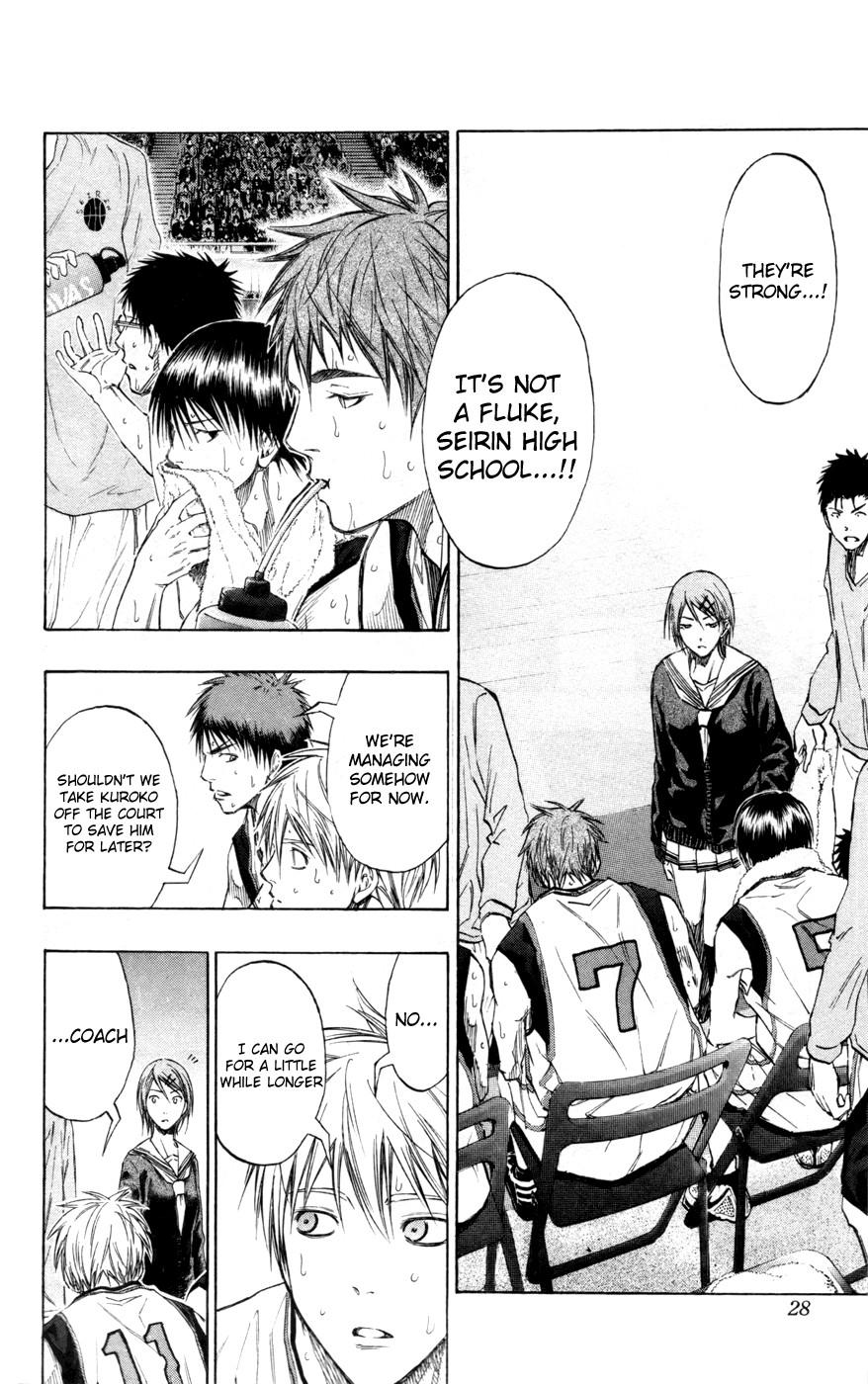 Kuroko no Basket Manga Chapter 119 - Image 4_028
