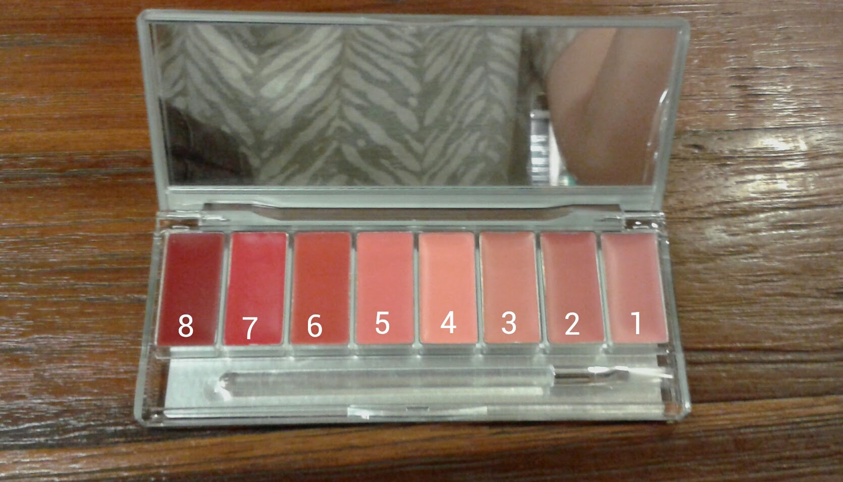 Wardah Lipstik Pallette Chocoa Holic Daftar Update Harga Terbaru Lip Palette Pinky Peach Jual Dou Beautystore Tokopedia Source Sumber