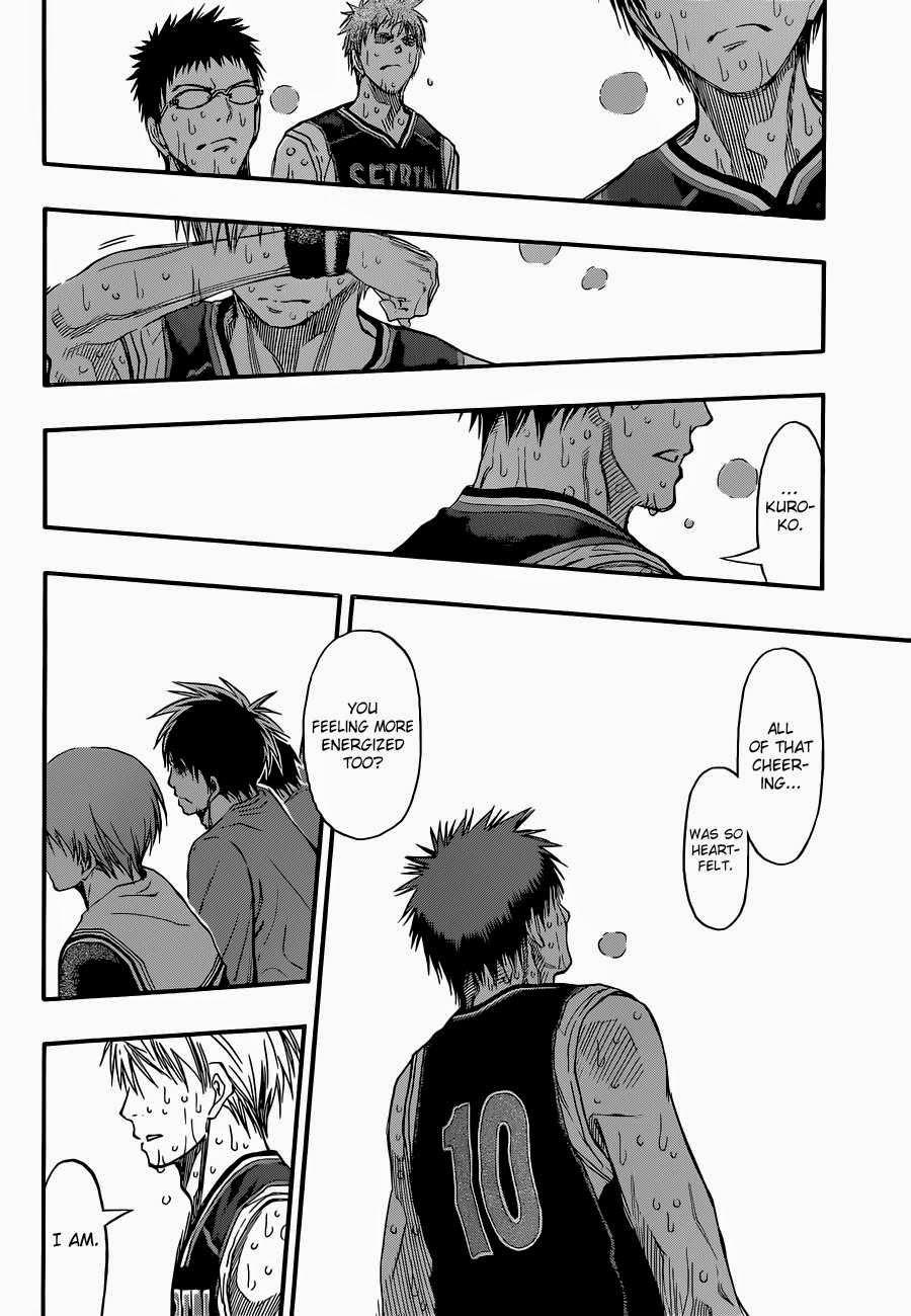 Kuroko no Basket Manga Chapter 269 - Image 18
