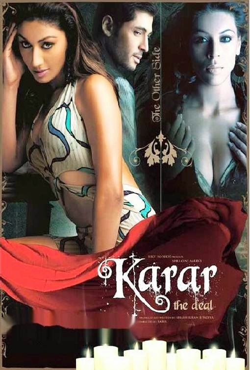 Poster Of Hindi Movie Karar: The Deal (2014) Free Download Full New Hindi Movie Watch Online At alldownloads4u.com