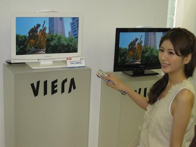 パナソニック、ナノイー搭載19型液晶テレビ「ビエラ」今月下旬に発売