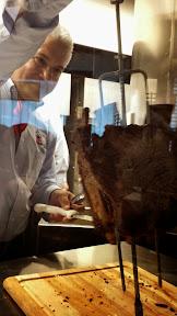 Fogo de Chão grand opening Portland, a Brazilian Churrascaria offering meat buffet