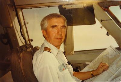 Raymond L Dolny Nwa 747 Pilot Usaaf B 29 Flight