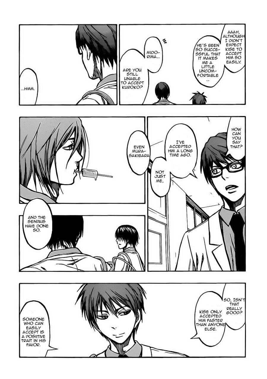 Kuroko no Basket Manga Chapter 211 - Image 14