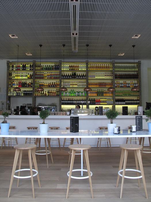 Revisión Interior: Restaurante Lateral Castellana 42