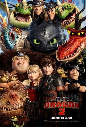 Assistir Online Filme Como Treinar o Seu Dragão 2 - How to Train Your Dragon 2