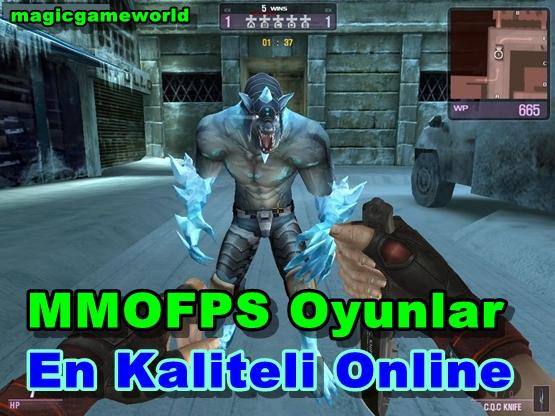 En Kaliteli Online MMOFPS Oyunlar