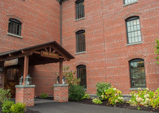 Diamond Mills Hotel, a luxury boutique hotel in Saugerties, NY