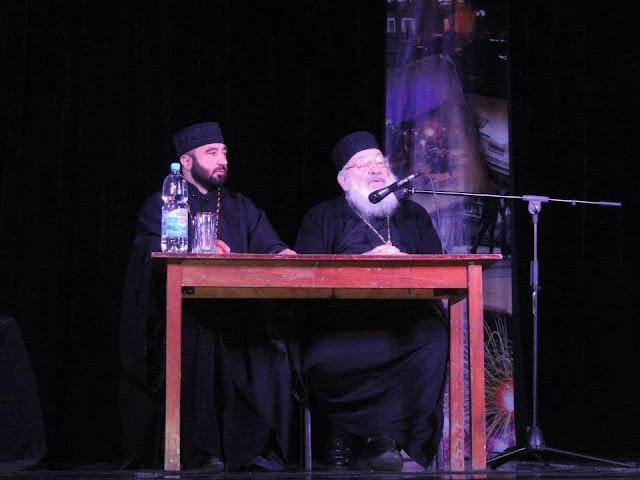 Патриарх Любомир Гузар в Евпатории