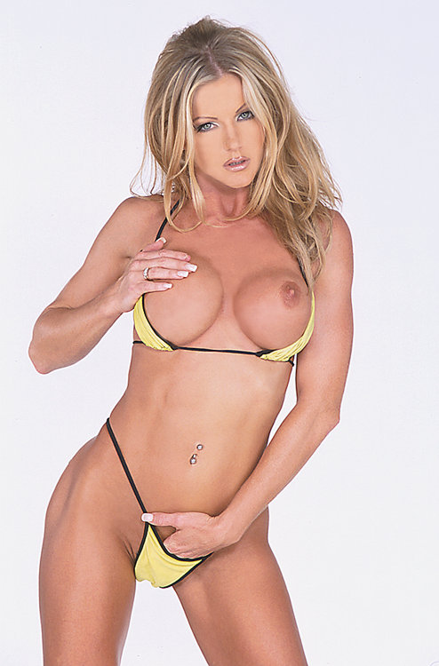 Amber michaels bikini — pic 1
