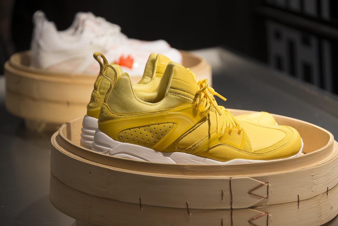 *燒賣、蝦餃「港式點心」鞋款:PUMA X HYPEBEAST共同合作推出! 4
