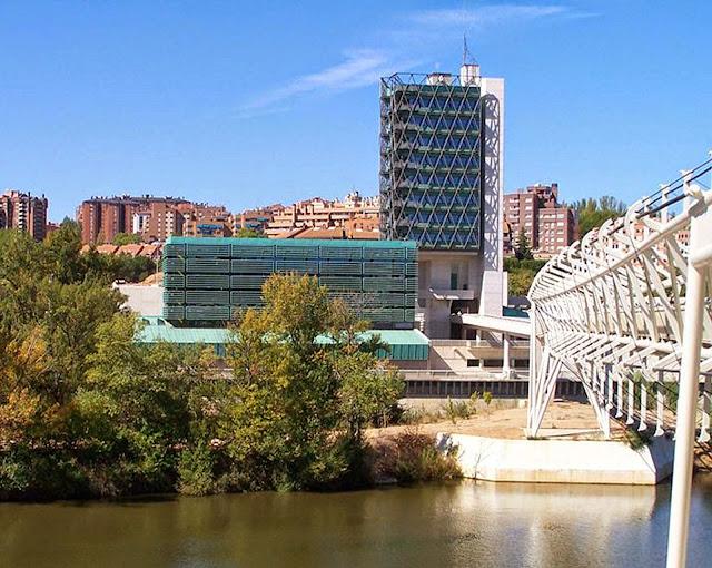 Panorámica del Museo de La Ciencia, Valladolid