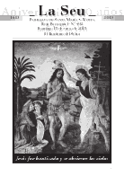 Hoja Parroquial nº492 - Jesús fue bautizado y se abrieron los cielos. 600 aniversario de la erección de la Iglesia Colegial Basílica de Santa María de Xàtiva.