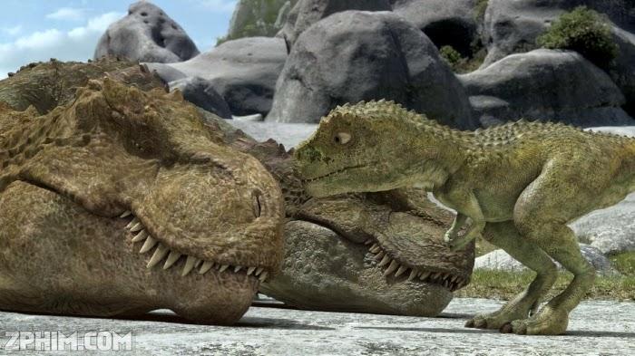 Ảnh trong phim Khủng Long đại Chiến - Tarbosaurus 3D 2