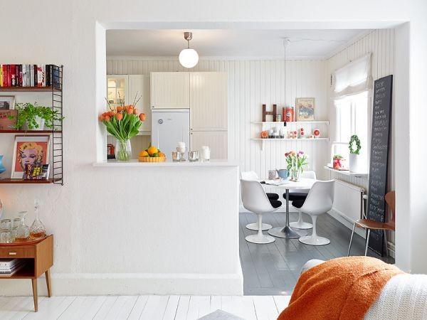 Độc đáo căn hộ theo phong cách Rustic