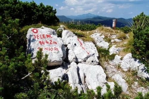 Crni vrh i Jelenc, 24.5.2015.